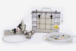 Air pump high temperature