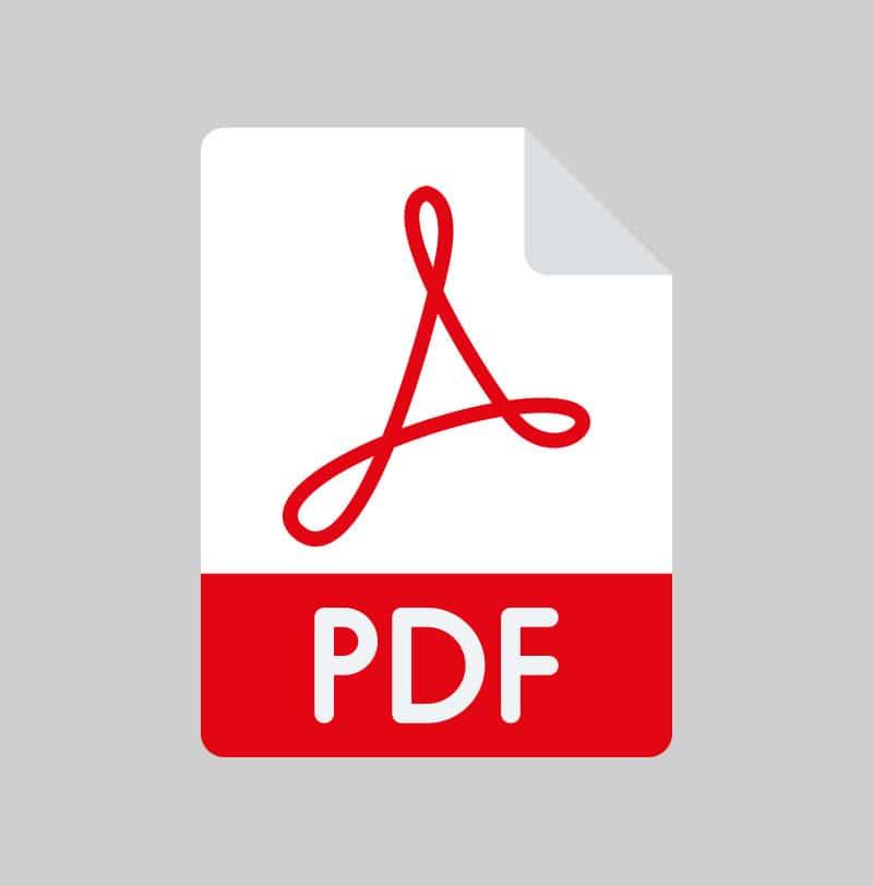 Filter Brochures