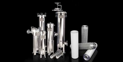 liquid process filters web